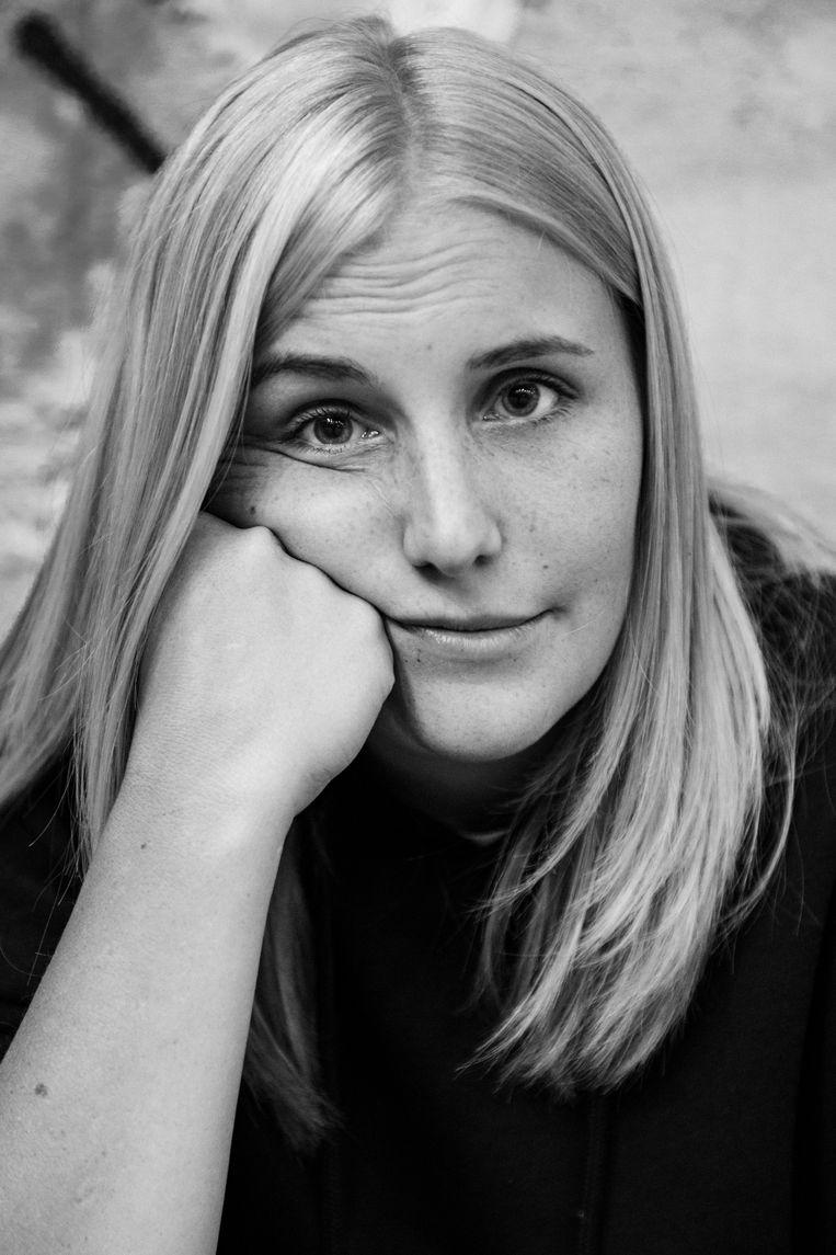 Amelie Albrecht. Beeld 5to9
