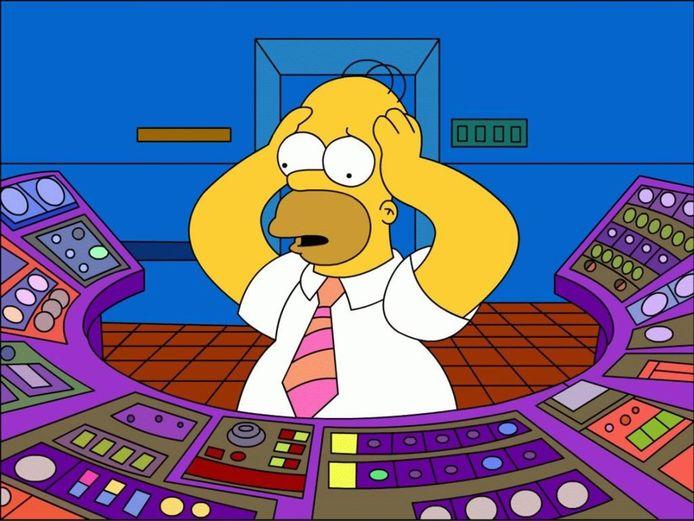 Homer Simpson is een animatiefiguur en mag dus worden beledigd op Facebook.