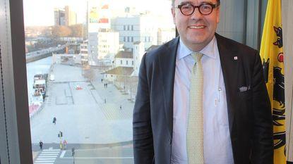 Burgemeester ondergaat dringende ingreep