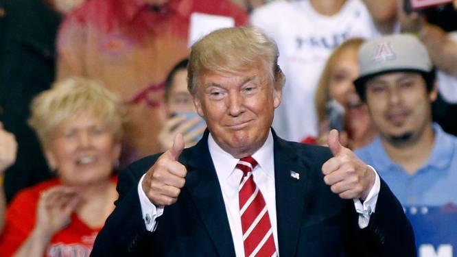 """Ex-arts: """"Trump schreef zelf rapport over zijn bijzonder goede gezondheid"""""""
