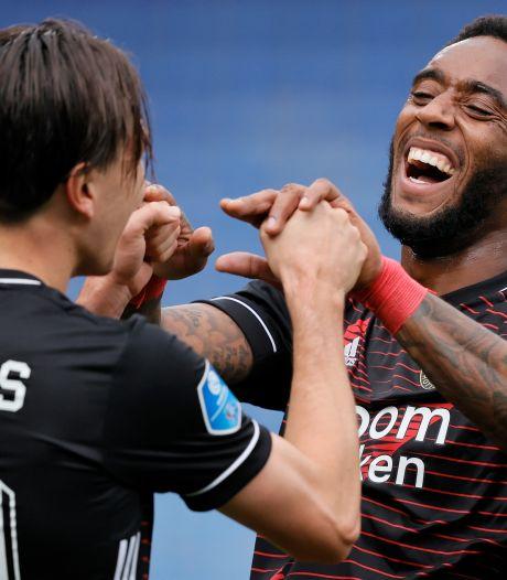 Samenvatting   Willem II - Feyenoord