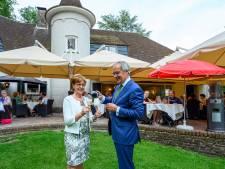 De vlag van Le Jardin in Rucphen wappert nog altijd fier