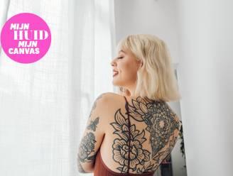 """Trix heeft meer dan 35 tattoos: """"Enkel mijn gezicht en hals wil ik vrij houden, net als mijn borsten."""" Zo verzorg je 'inked skin' het best"""