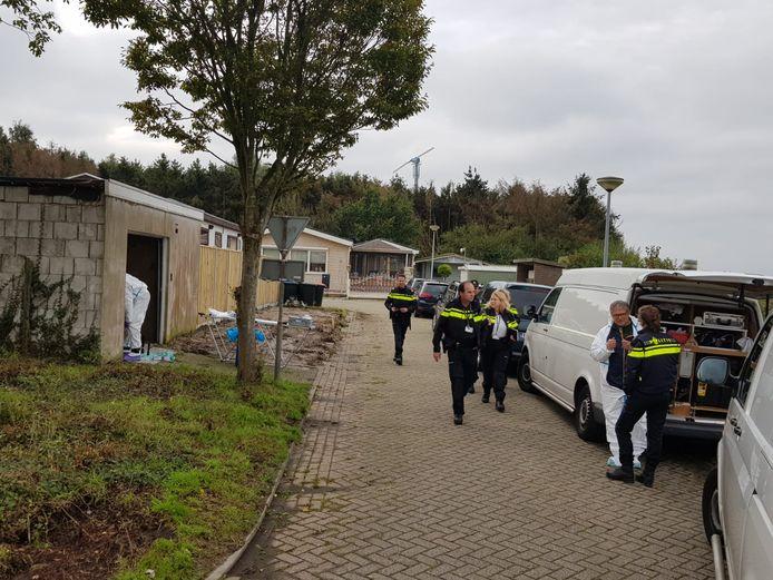 Aanhouding twee vrouwen Steenbergen in zaak vermissing Johan van der Heyden.