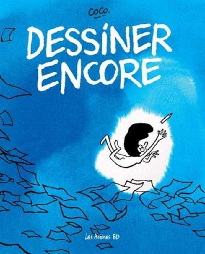 """Dans """"Dessiner encore"""", Coco raconte le massacre de Charlie Hebdo."""