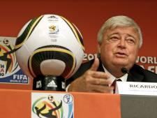 Braziliaan Teixeira ook weg uit FIFA-top