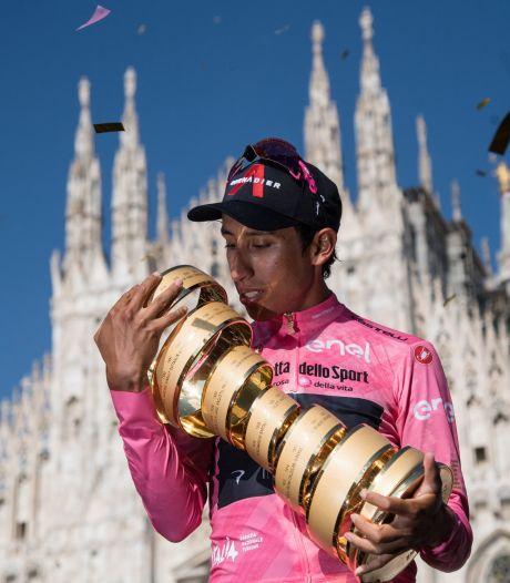 'Giro-winnaar Egan Bernal op weg naar uitgang bij Ineos'