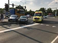 Twee gewonden na ongeluk in Almelo
