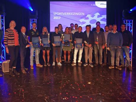 Prijzen sportverkiezing De Ronde Venen uitgereikt
