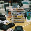 Games uit de jaren 90.