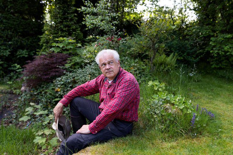 Eric Brinckmann heeft een boek geschreven over 'friluftsliv', over de  Noorse kunst van het buiten zijn. Beeld Herman Engbers