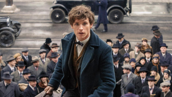 Een scène uit Fantastic Beasts and Where to Find Them