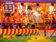 Kermisfans vieren feest in 'corona-hoofdstad' Den Haag: minder druk, meer attracties