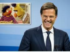 Premier: Scène Bert en Ernie is net een gesprek met PvdA