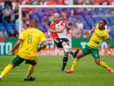 Feyenoord kan in slaapverwekkend oefenduel uitgekleed ADO niet verslaan