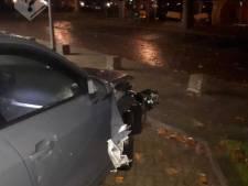Beschonken bestuurster 'heeft geen idee waar deuk in auto vandaan komt' en raakt rijbewijs kwijt in Den Bosch