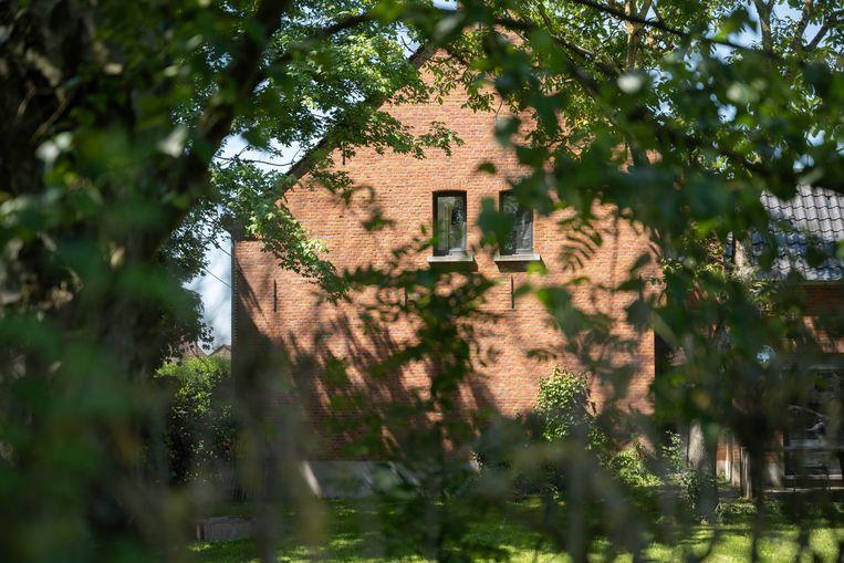 Het huis waar Lize Spit opgroeide. Beeld Els Zweerink