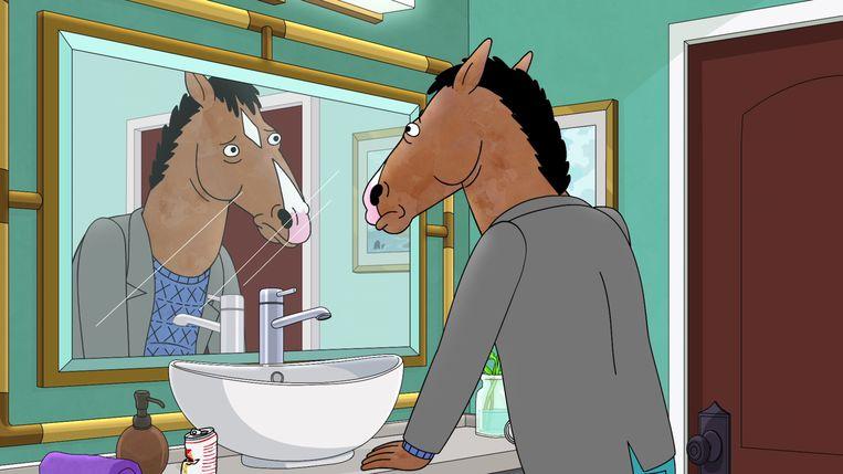 Bojack Horseman Beeld Netflix