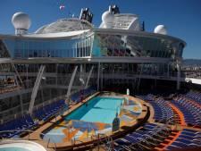 Ambachtse vloeren sieren grootste cruiseschip ter wereld