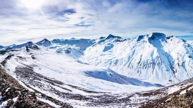 Dik pak sneeuw op komst voor de Alpen