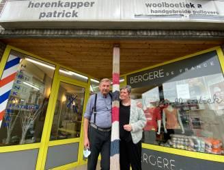 """Kapsalon met geannexeerde wolwinkel sluit na 46 jaar de deuren: """"Patrick heeft vooral Gentse klanten, ik van over heel Vlaanderen"""""""