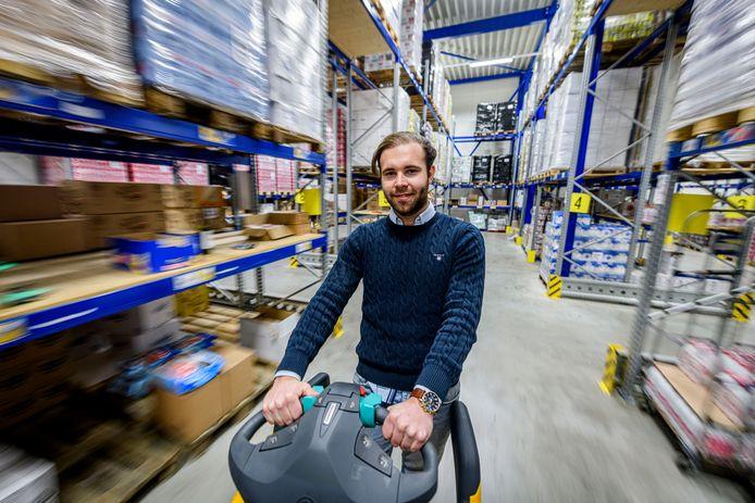 Onlinesupermarkt Butlon is een nieuwe speler op de markt, uit Enschede. Opgericht door Alessio Pinna, een 25-jarige Tukker met een bijzonder verhaal.
