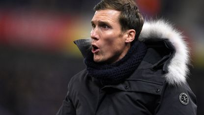 """Wolf zet Genk op scherp: """"Als we spelen zoals tegen Anderlecht, maken we nul procent kans op play-off 1"""""""