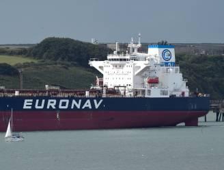 Twee bemanningsleden op Belgische olietanker omgekomen door grote golf