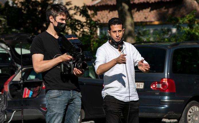 Regisseur Mohamed Charef.
