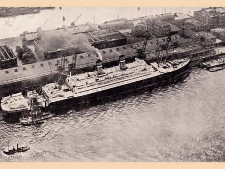 Spectaculair: zo zagen de eerste luchtfoto's van Rotterdam er in 1924 uit