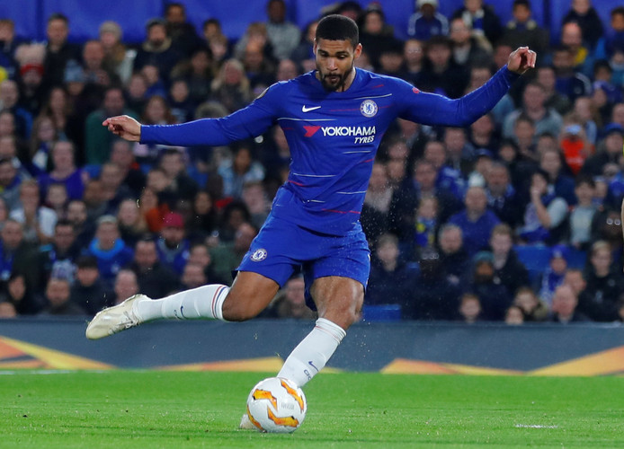 Ruben Loftus-Cheek.
