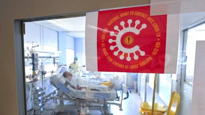 Contaminations et admissions à l'hôpital en baisse, mais légèrement plus de décès