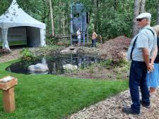 Drukte bij Bloem en Tuin: de favoriete plant van coniferenkenner Henk van Kempen is de koto-no-ito