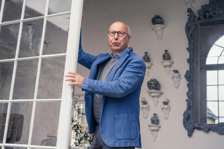 Axel Vervoort. Beeld Tim Coppens