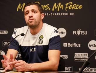 """Belhocine hervat groepstrainingen met Charleroi: """"Groot verlies als Núrio club verlaat"""""""