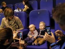 Project Samsam lokt baby's en tieners het theater in