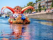 Buitenlandse toeristen doelgroep Varend Corso