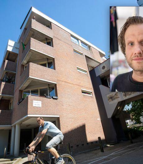 Bewoners van dit gebouw zaten bij een felle brand als ratten in de val, hoe veilig is het nu? 'Ik spring zo van mijn balkon in een boom'