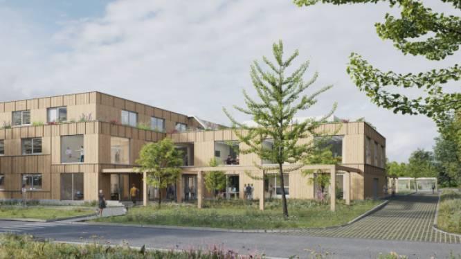 Aquafin bouwt nieuwe, groene campus aan Dijkstraat