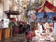 Op zoek naar avontuur in de Grote Kerk van Breda