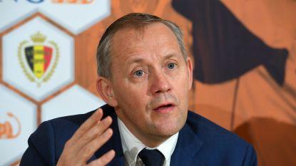 Koen De Brabander weg als secretaris-generaal van de voetbalbond