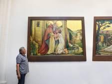 Beschimmelde kunst in kerk Etten-Leur terug naar Rijksmuseum