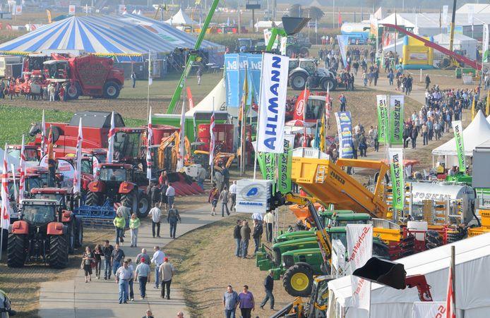De Werktugendgen zijn het grootste outdoor landbouwevenement in Europa.