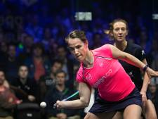 EK squash in Eindhoven wordt uitgesteld