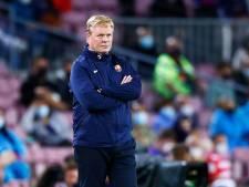 LIVE | FC Barcelona zonder Frenkie de Jong en Ronald Koeman tegen Levante