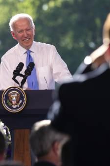 Joe Biden plaisante sur la possibilité d'envahir la Russie