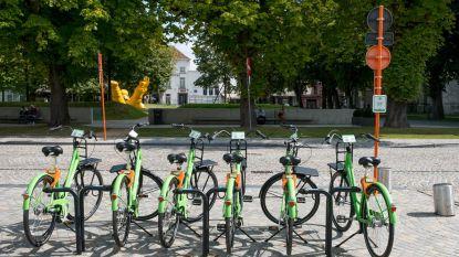 Vanaf morgen nieuwe deelfietssamenwerking: meer fietsen, hotspots en dropzones