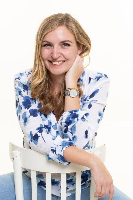 In een paar weken sloopte eierstokkanker 'supergirl' Annefleur (28): 'Daar zaten we, met onze overleden dochter'