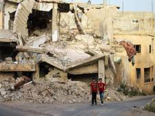 Vermoedelijk chloorgas gebruikt bij aanval in Syrische provincie Idlib