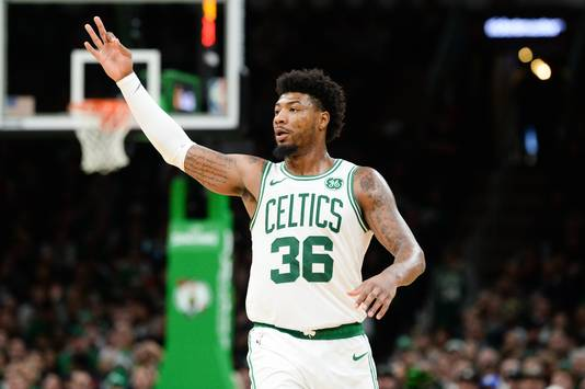 Marcus Smart van Boston Celtics.